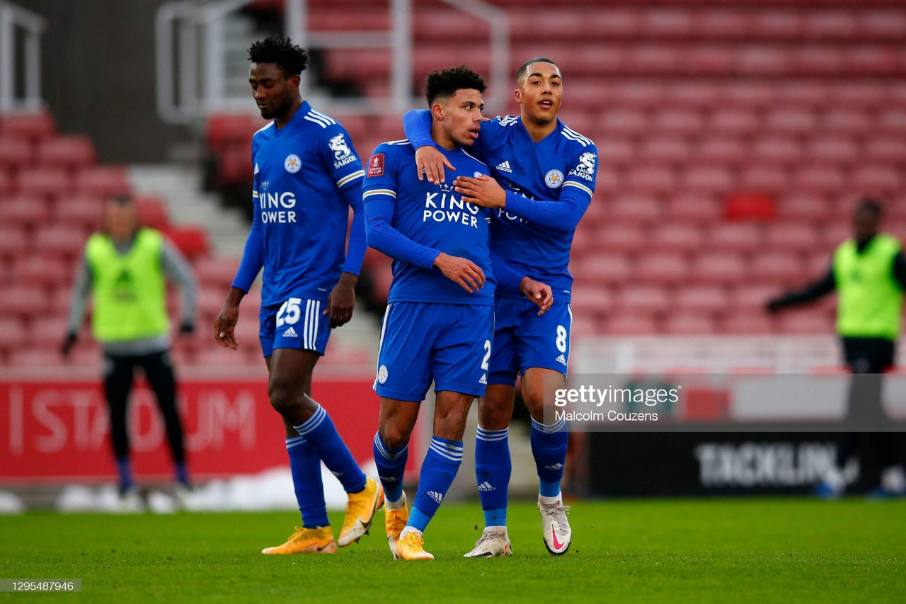 Stoke City 0-4 Leicester City: Foxes too good for Stoke
