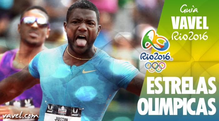 Conheça Justin Gatlin, maior rival de Bolt e campeão olímpico de Atenas