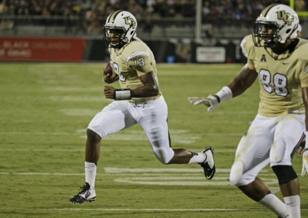 Central Florida Beats BYU In Overtime