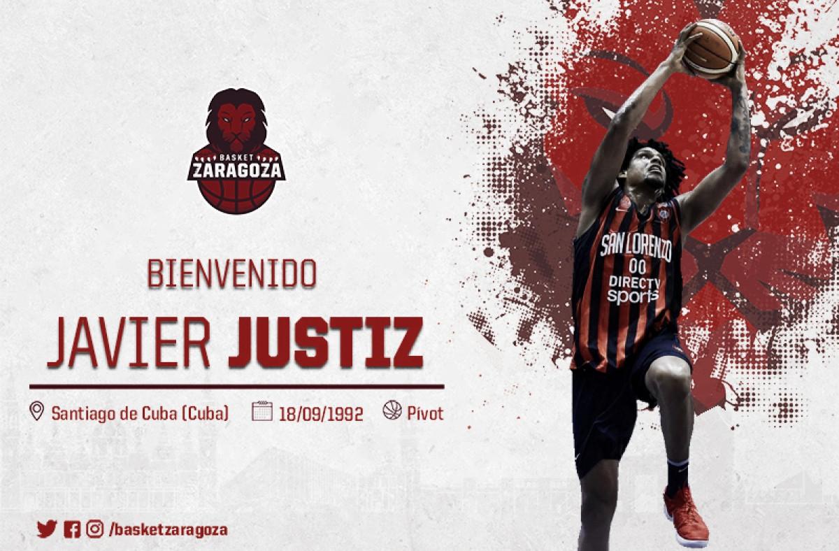 Javier Justiz llega para reforzar el juego interior de Basket Zaragoza