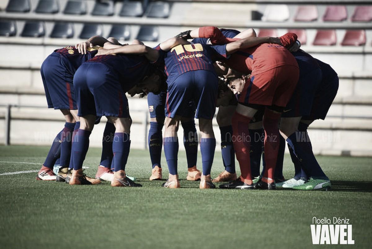 El FC Barcelona Juvenil B ya conoce el calendario de Liga Nacional