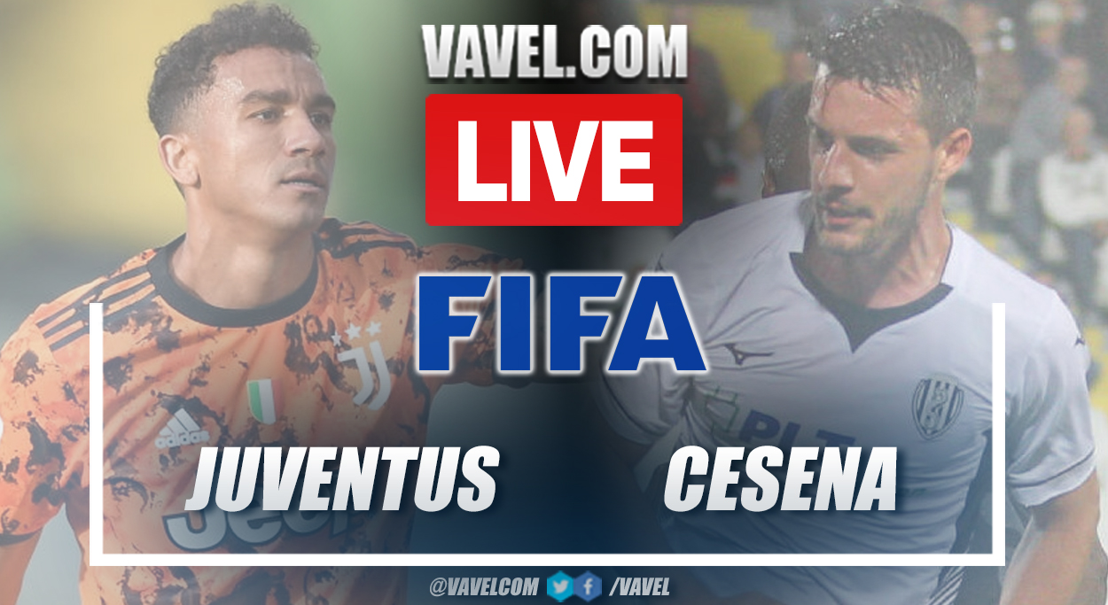 Juventus vs Cesena Live Stream, Score Updates and How to Watch Friendly Match