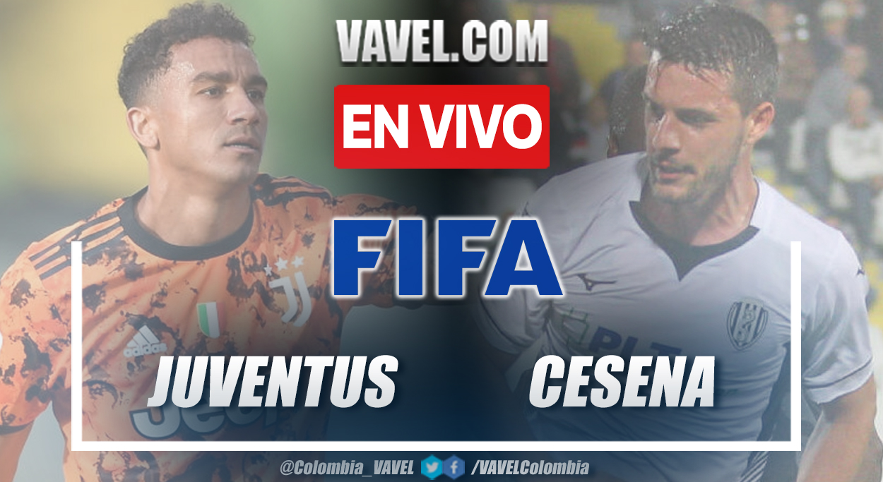 Juventus vs Cesena EN VIVO: ¿cómo y dónde ver transmisión en directo online partido amistoso?   24/07/2021 - VAVEL México