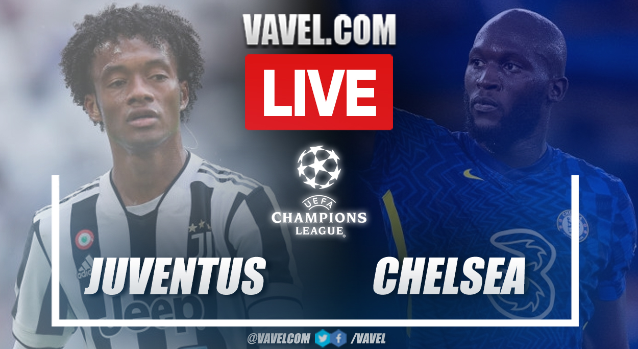 Goals and Highlights: Juventus 1-0 Chelsea in UEFA Champions League 2021-22