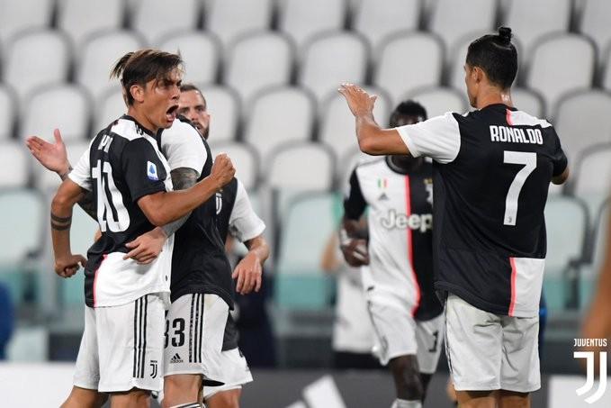 Serie A - La Juve rulla il Lecce nella ripresa: 4-0 e +7 sulla Lazio