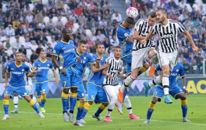 Juventus - Udinese: i precedenti