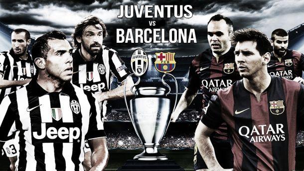 Um olhar pela História: As finais de Barcelona e Juventus
