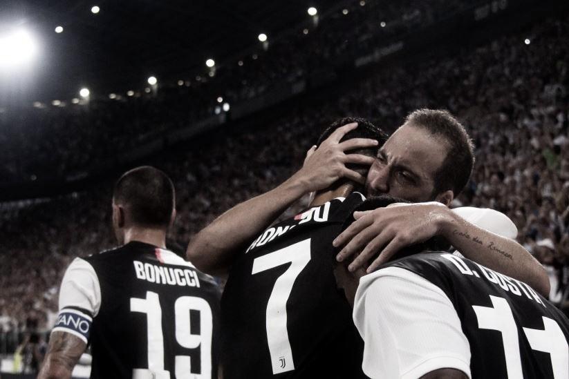 Que jogo! Juve sai na frente, leva empate e marca nos acréscimos para vencer Napoli