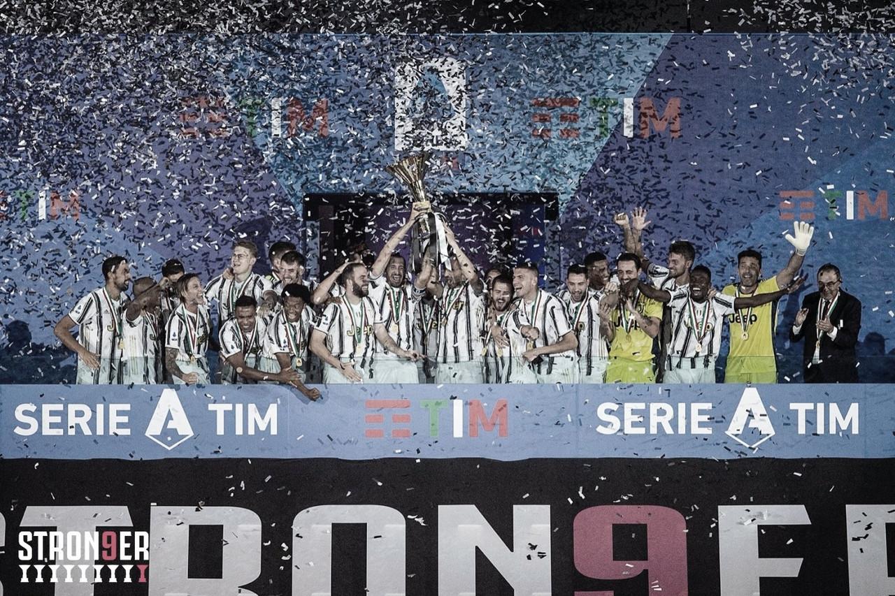 """Sarri comemora título da Serie A, mas já foca na Champions: """"Entraremos com atitude diferente"""""""