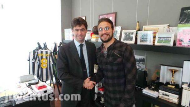 Osvaldo torna in Italia dalla porta grande