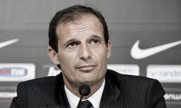 """Juventus, Allegri: """"Abbiamo il dovere di pensare a domani"""""""