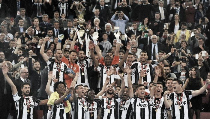 Divulgada a tabela da próxima edição da Copa Itália com possível dérbi na grande decisão