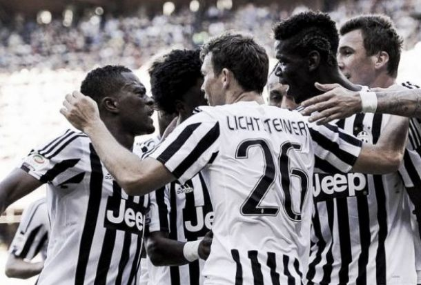 Juventus - Frosinone : Defending Serie A champs look to build off first win of the season