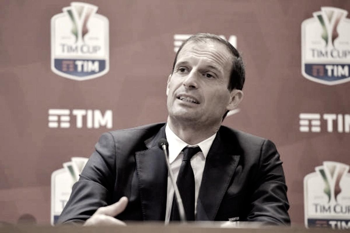 Reacciones del campeón de la Copa Italia