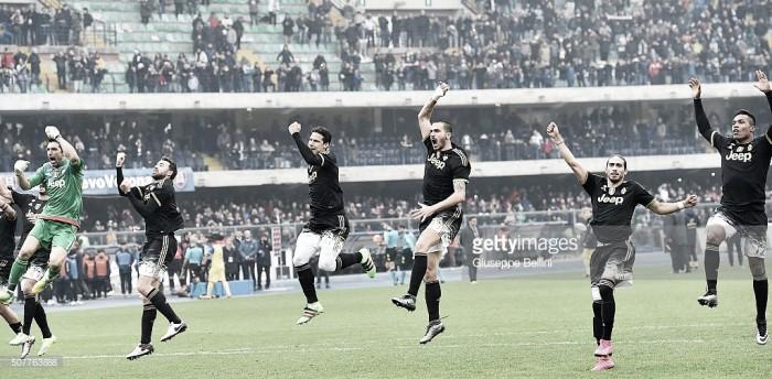 Liga Italiana: Juventus vence o seu 12º jogo consecutivo