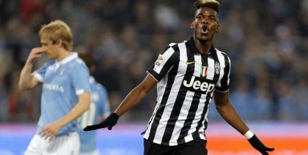 Les buts de Lazio-Juventus