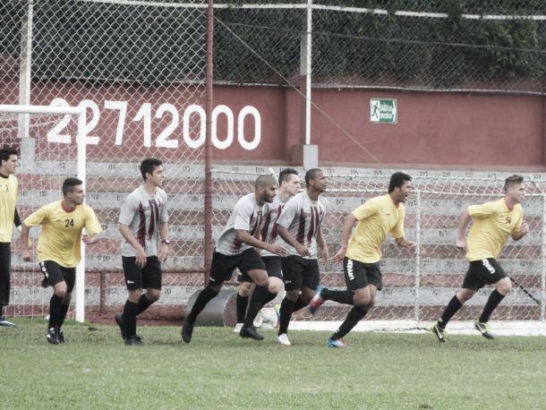 Em fase de preparação, Juventus perde para a Portuguesa Santista