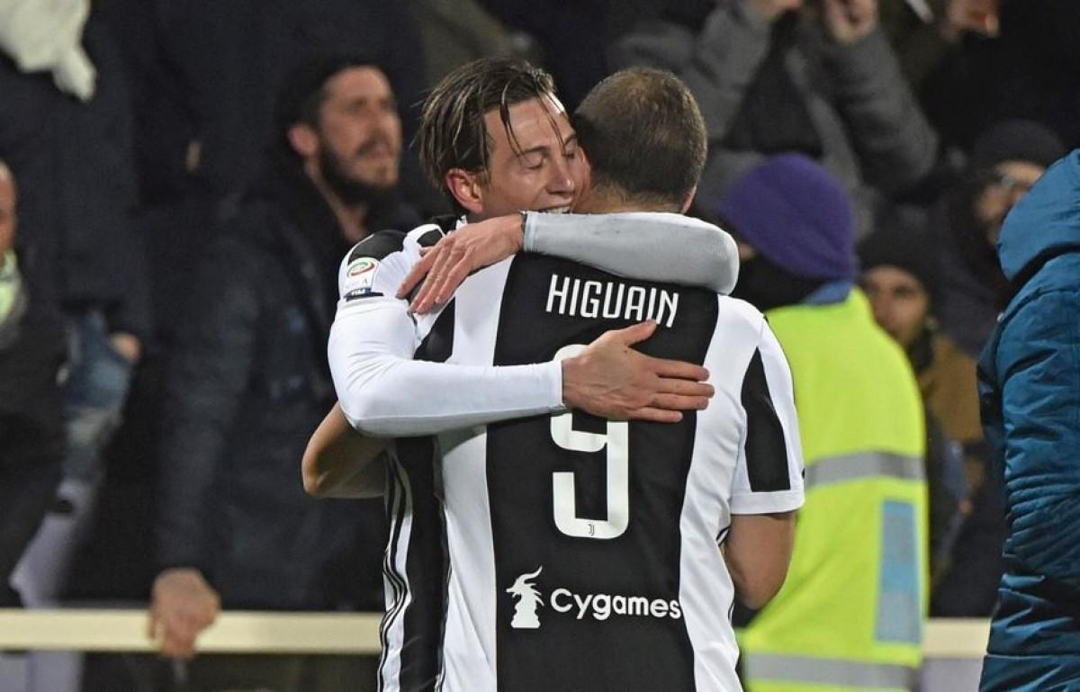 Juve: le condizioni di Higuain e Bernardeschi