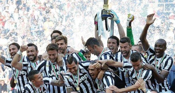 Il 2014 della Serie A in 8 immagini