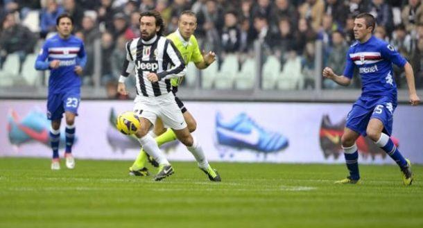 Juve, dopo il giro di boa riecco la bestia nera Sampdoria