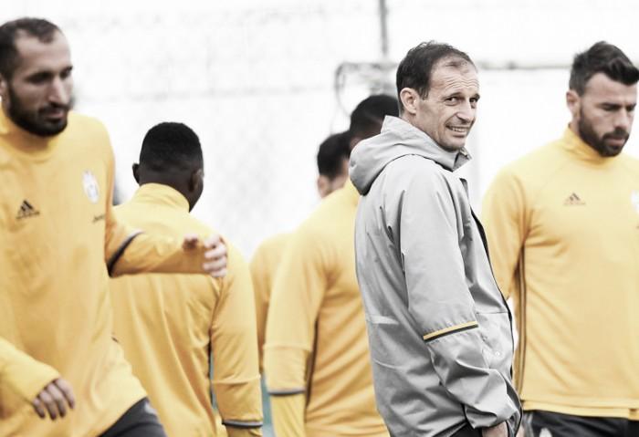 Juve, al lavoro verso Roma: Marchisio out, turnazioni in difesa?