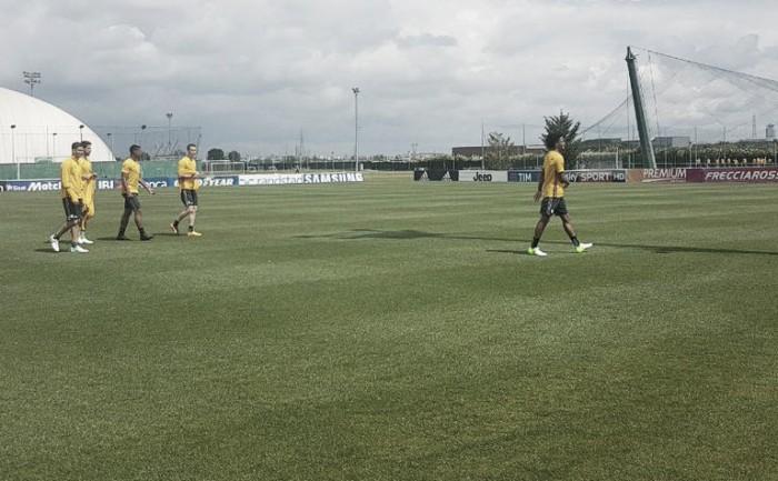 Juve, testa al derby: col Torino possibili alcuni cambi