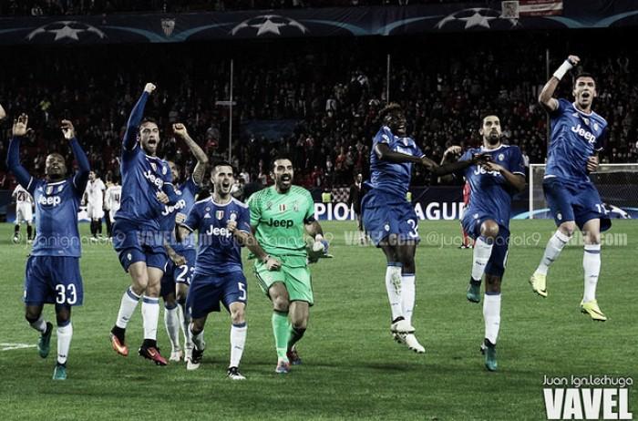 La Juventus, un equipo correoso