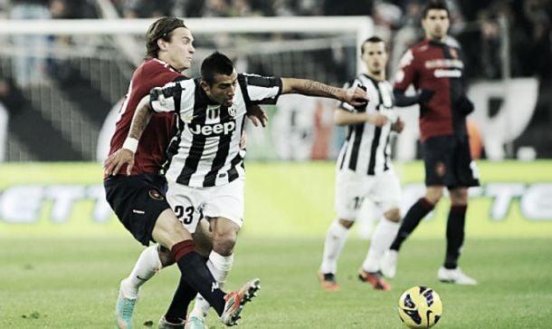 Diretta partita Cagliari - Juventus in risultati della Serie A