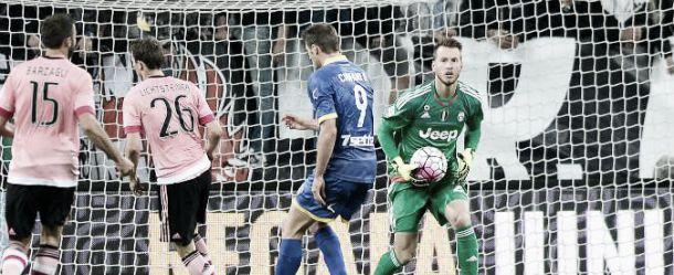Juve - Frosinone: promossi e bocciati