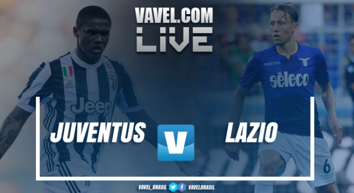 Resultado Juventus x Lazio na Supercopa Italiana 2017/18 (2-3)