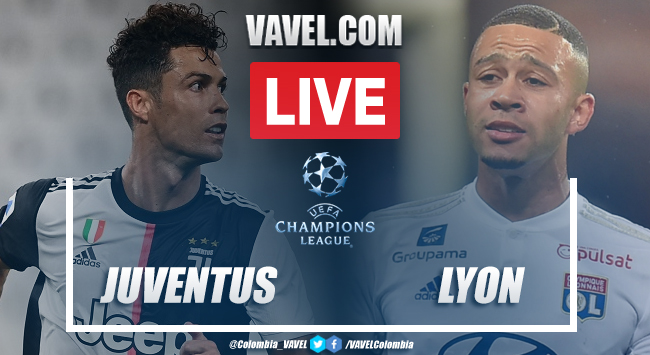 Resumen Juventus vs. Lyon en Champions League (2-1)
