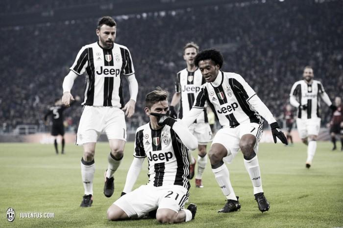 Juventus-Milan 2-1, le pagelle dei bianconeri