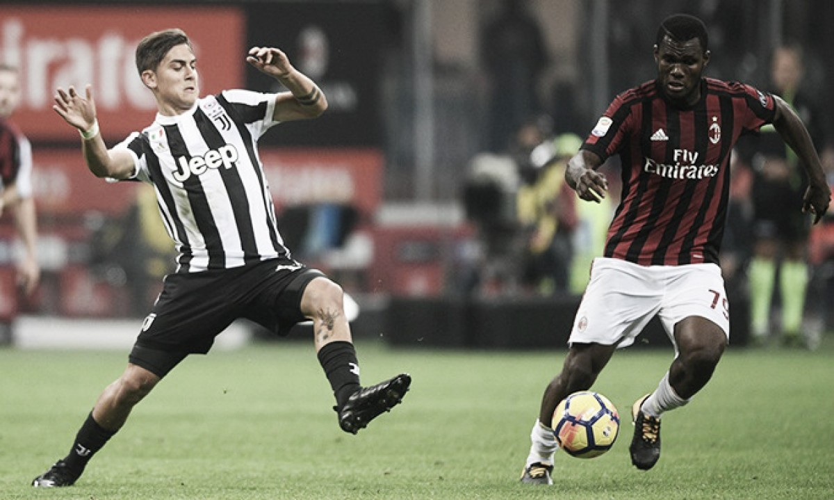 Melhores equipes da Serie A em 2018, Juventus e Milan põe defesa à prova em grande clássico