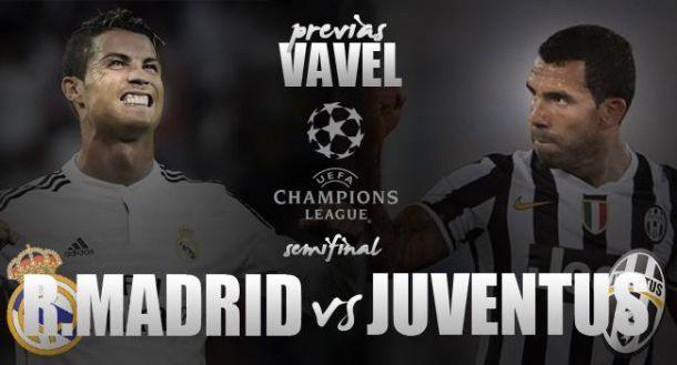 Real Madrid - Juve: è la notte dei sogni