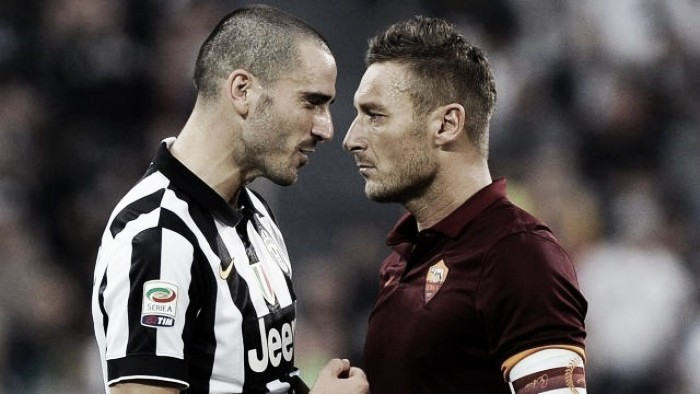Juve - Roma, il big match che profuma di scudetto