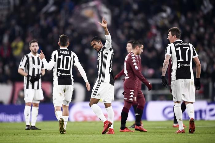 La Juventus s'impose dans le Derby della Molle