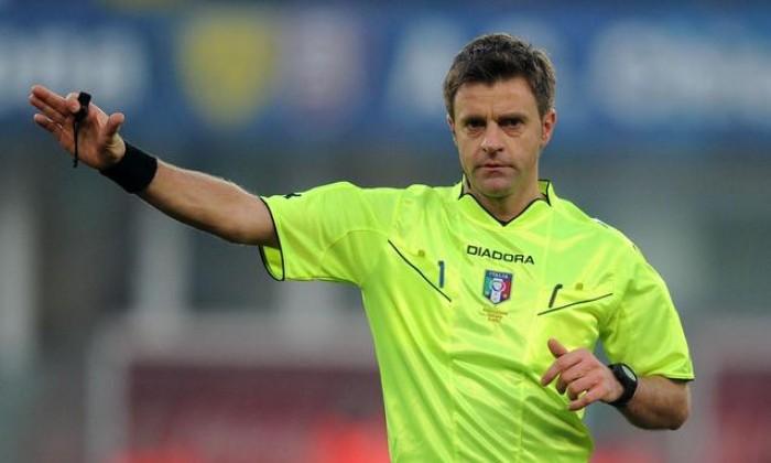 Serie A, le designazioni arbitrali della nona giornata: Milan-Juventus a Rizzoli