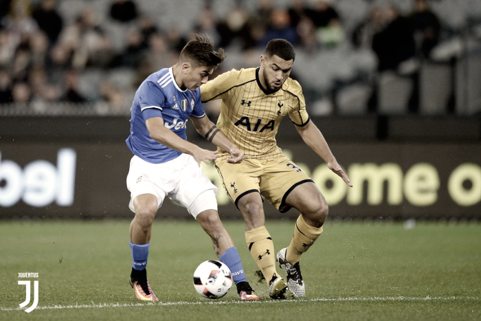 Tottenham - Juventus, i bianconeri perdono 2-0: Buffon battuto da Kane ed Eriksen