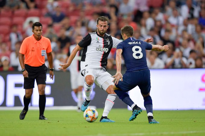 International Champions Cup- Kane all'ultimo respiro, il Tottenham batte la Juventus (2-3)