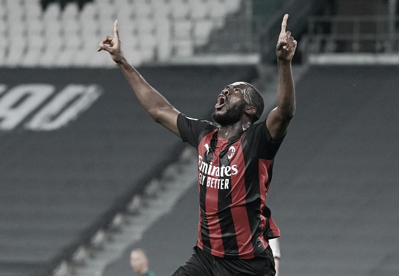 Milan vence Juventus fora de casa e esquenta briga por vaga no G-4 da Serie A