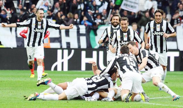 Once ideal de la Serie A: Temporada 2012-2013