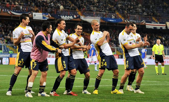 Sampdoria y Genoa, fuera de la Copa de Italia