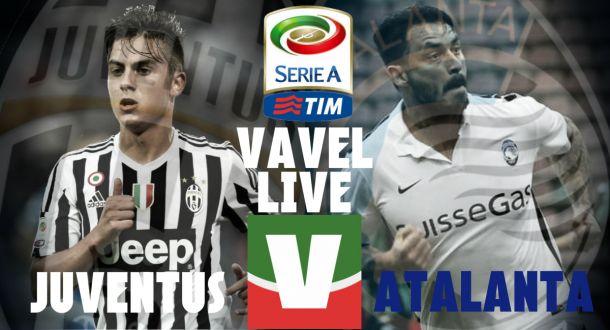 Risultato Juventus - Atalanta di Serie A 2015/16 (2-0): Dybala e Mandzukic guidano una grande Juve