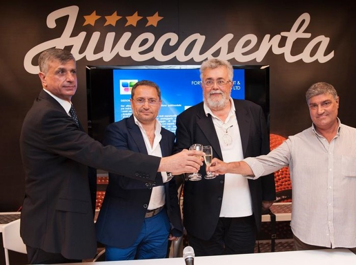 Serie A Beko - Presentata la nuova proprietà della Juvecaserta