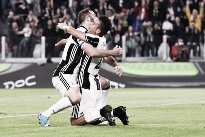 Serie A, la Juve supera l'esame Chievo in prima, doppietta Higuaìn (2-0)