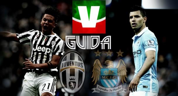 Juventus - Manchester City, la guida VAVEL