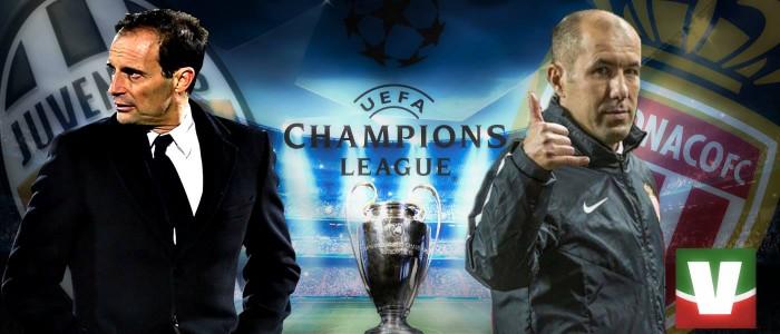 Verso Monaco-Juve: la sfida tattica tra Leonardo Jardim e Max Allegri