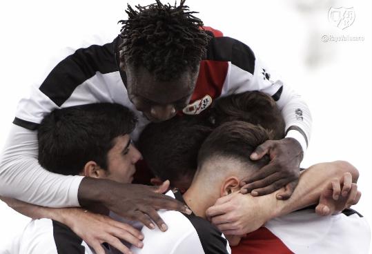 Los de Dongil consiguieron la novena victoria en 12 jornadas