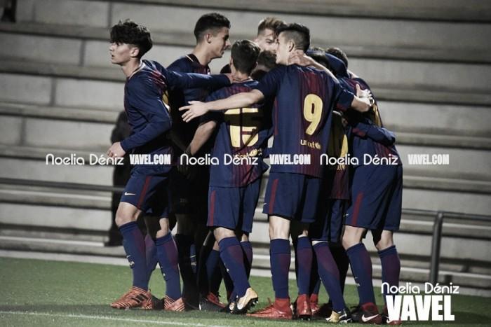Previa FCB Juvenil A – Sporting CP: una fiesta en el Mini