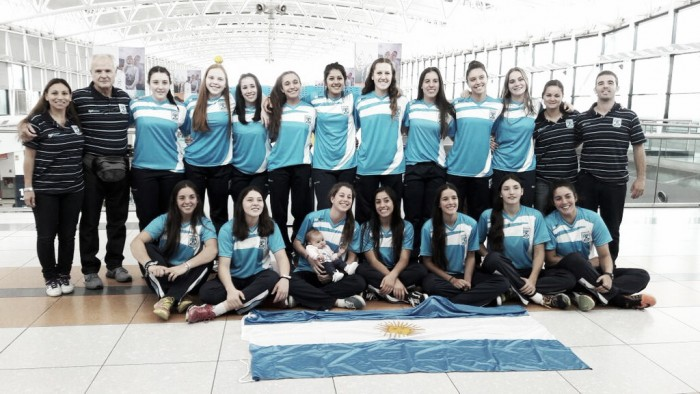 Argentina debuta en el Panamericano Juvenil